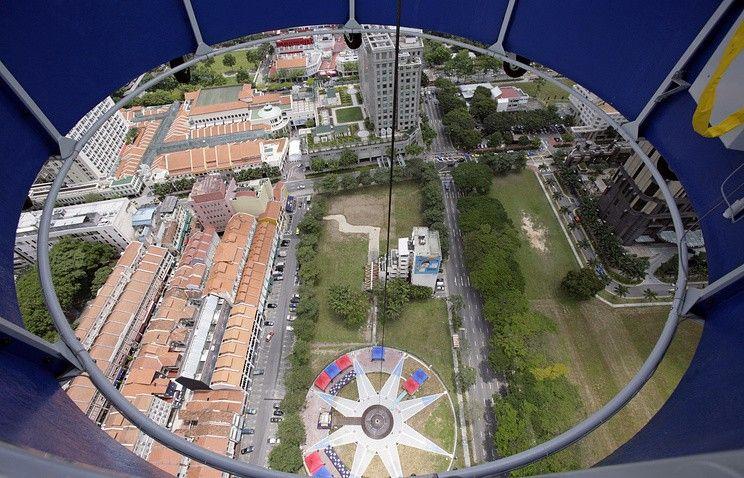 Пилота из Сингапура запустят в стратосферу на воздушном шаре