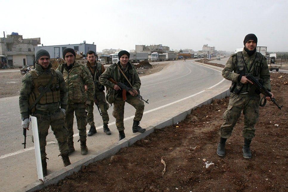 Турция предупредила обопасности для американских военных вСирии