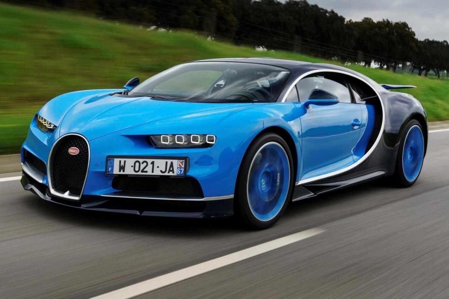 Суперкар Бугатти Veyron получит продленную до15 лет заводскую гарантию