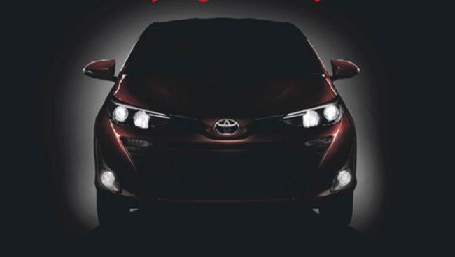 Бюджетный седан Toyota Vios представят на Auto Expo 2018