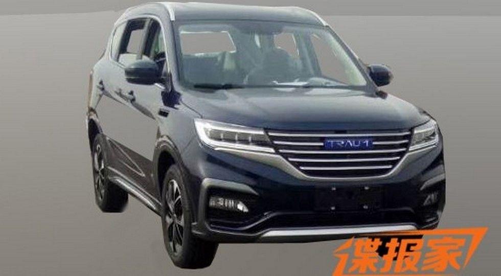 Объявлены цены нового «внедорожника» Zotye T500