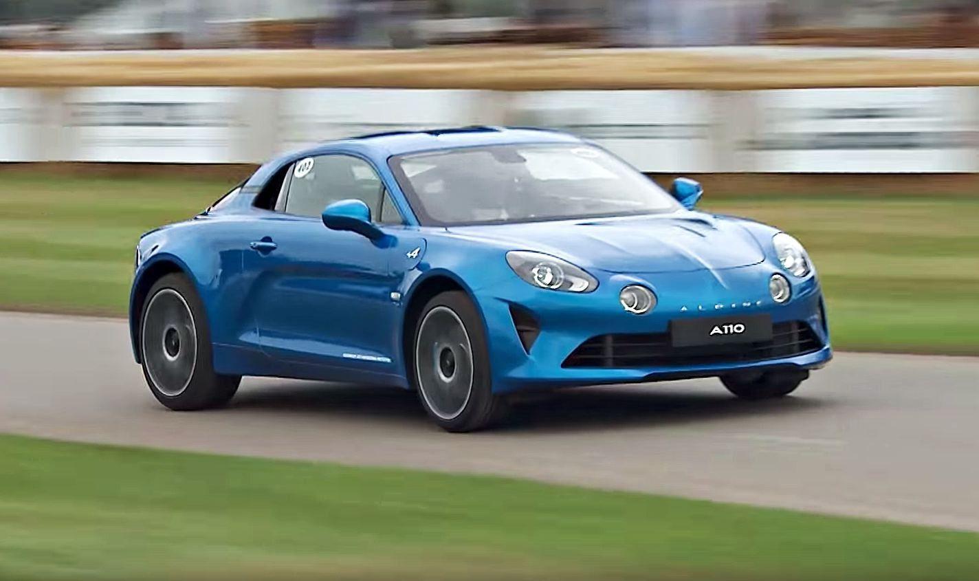 Эксперты назвали ТОП-3 самых красивых автомобилей в мире в 2017 году