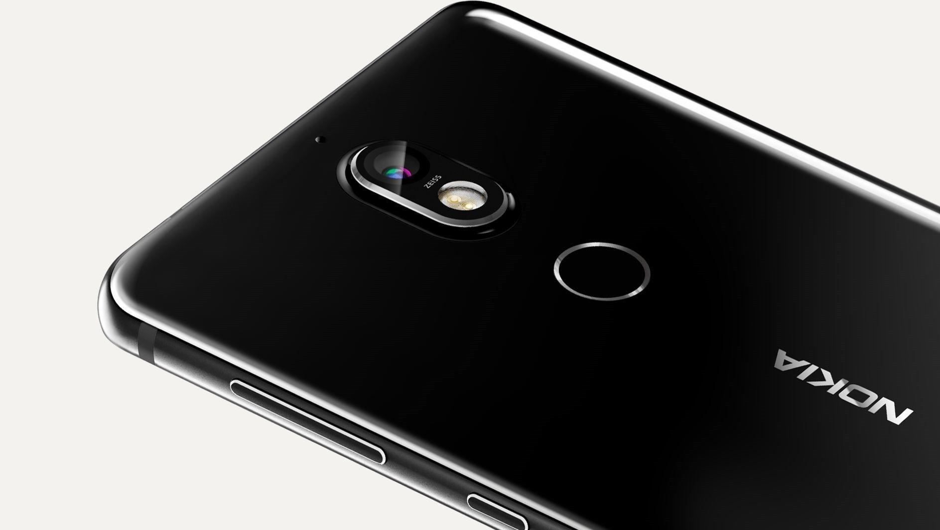 Шикарный смартфон Nokia 7 Plus – официальные изображения и технические характеристики