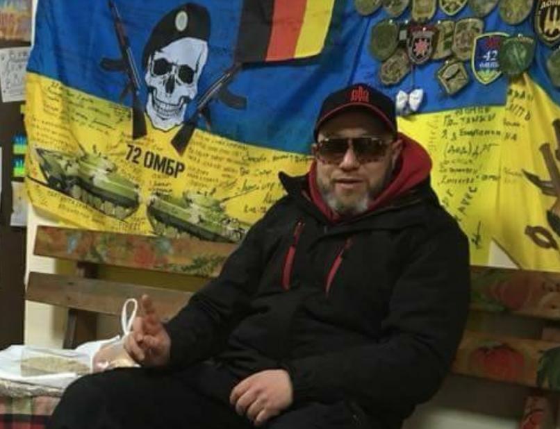 Украинский волонтер, поглумившийся над гибелью русского пилота, умер спустя сутки