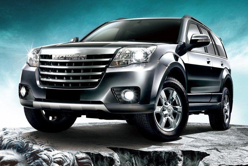 ВРФ стартовало производство китайских вседорожников DWHower H5