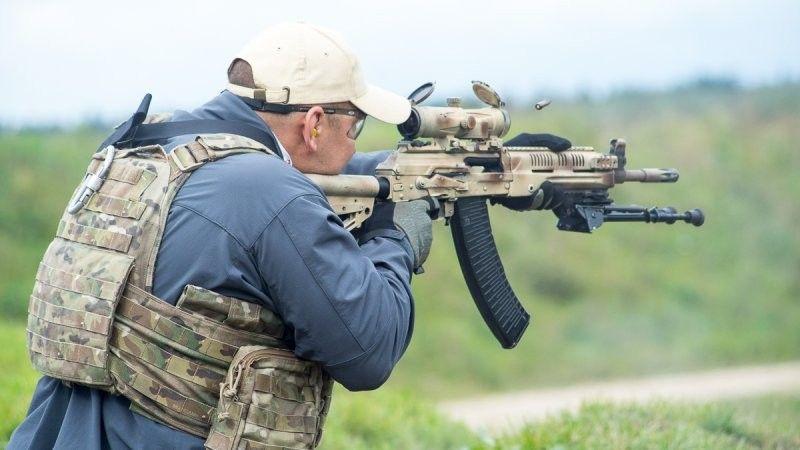 Минобороны и«Калашников» подписали договор напоставку пулеметов РПК-16