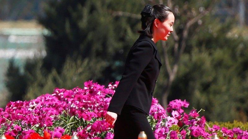 Сестра Ким Чен Ына поедет назимнюю Олимпиаду всоставе делегации КНДР