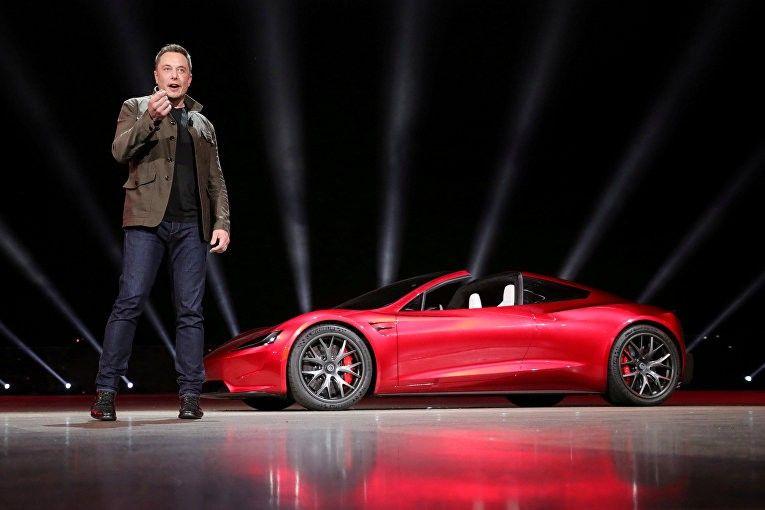 «Роскосмос» озапуске Tesla наорбиту: «Очень хороший трюк»