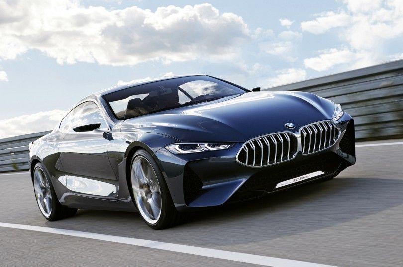 БМВ AGпокажет вЖеневе концептуальный автомобиль набазе купе 8 серии