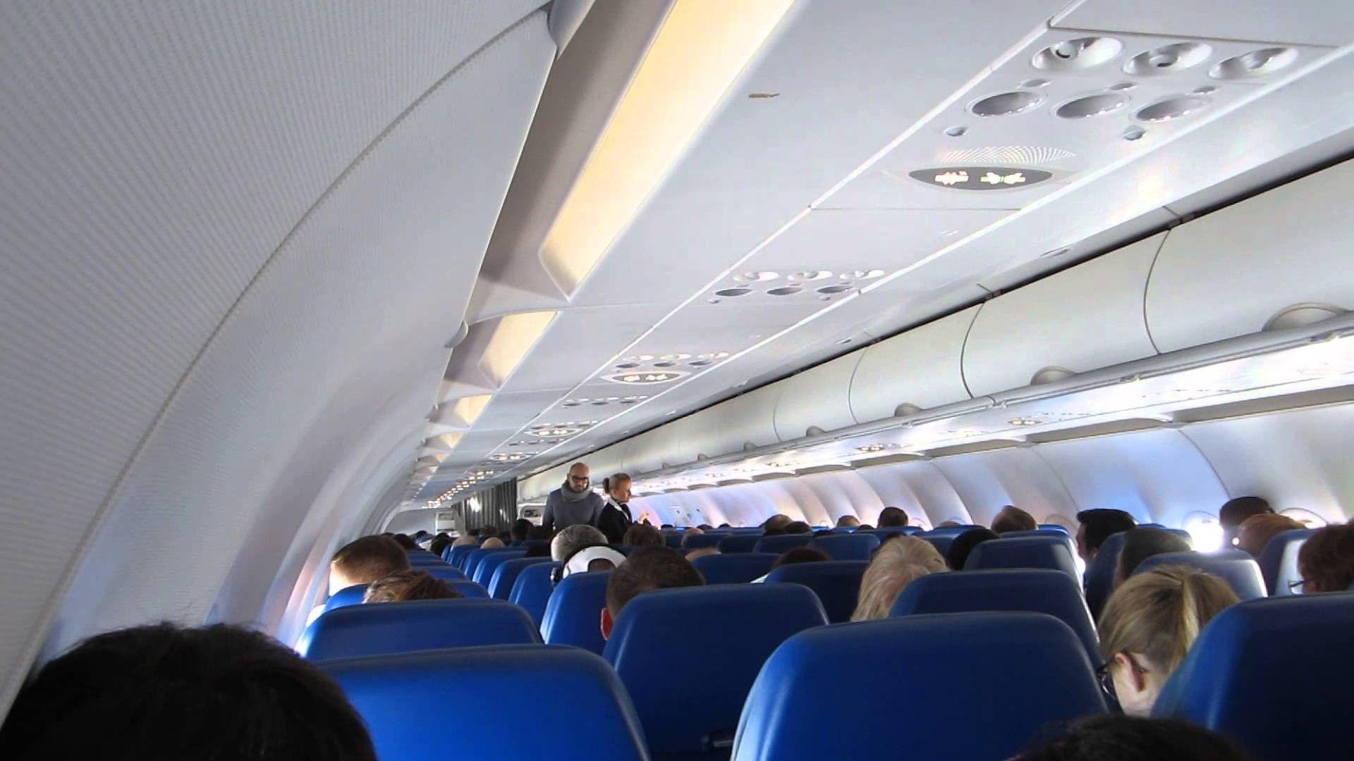 Порно посадка на самолёт