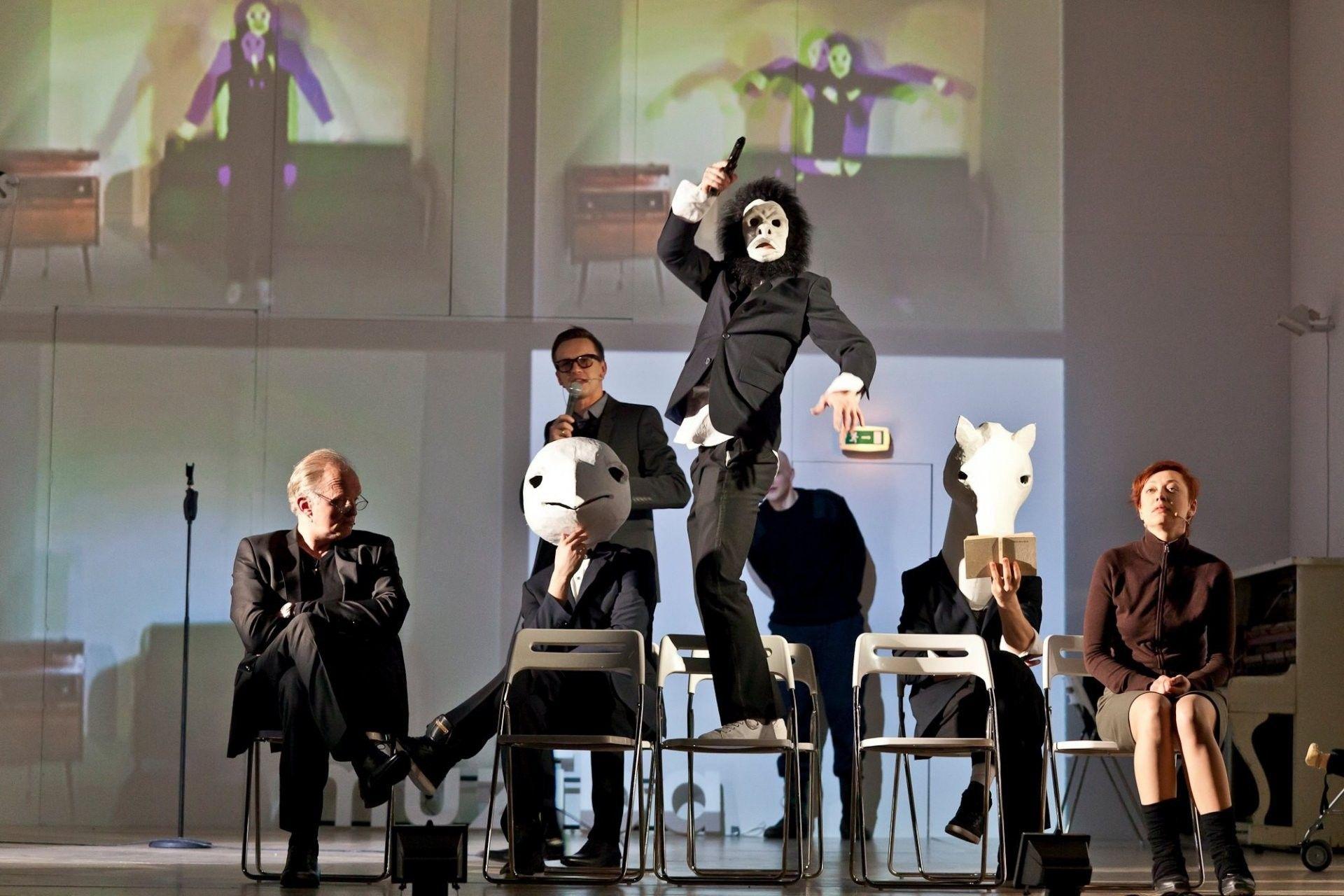 Насцене «Гоголь-центра» в столице пройдут гастроли Deutsches Theater