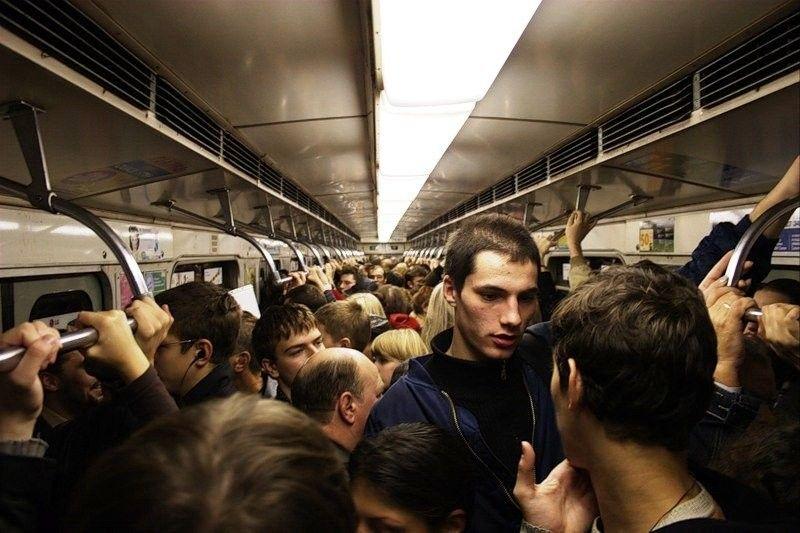Сексуальные преступления в метро