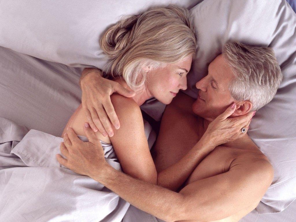 Секс в возрасте 60 лет