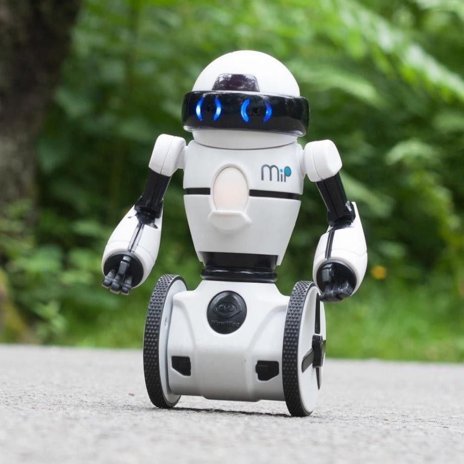Для мамбы робот