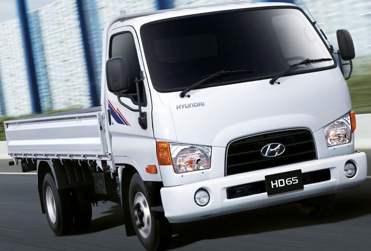 «Автотор» виюне начнет производство полного цикла коммерческих авто Хендай HD35