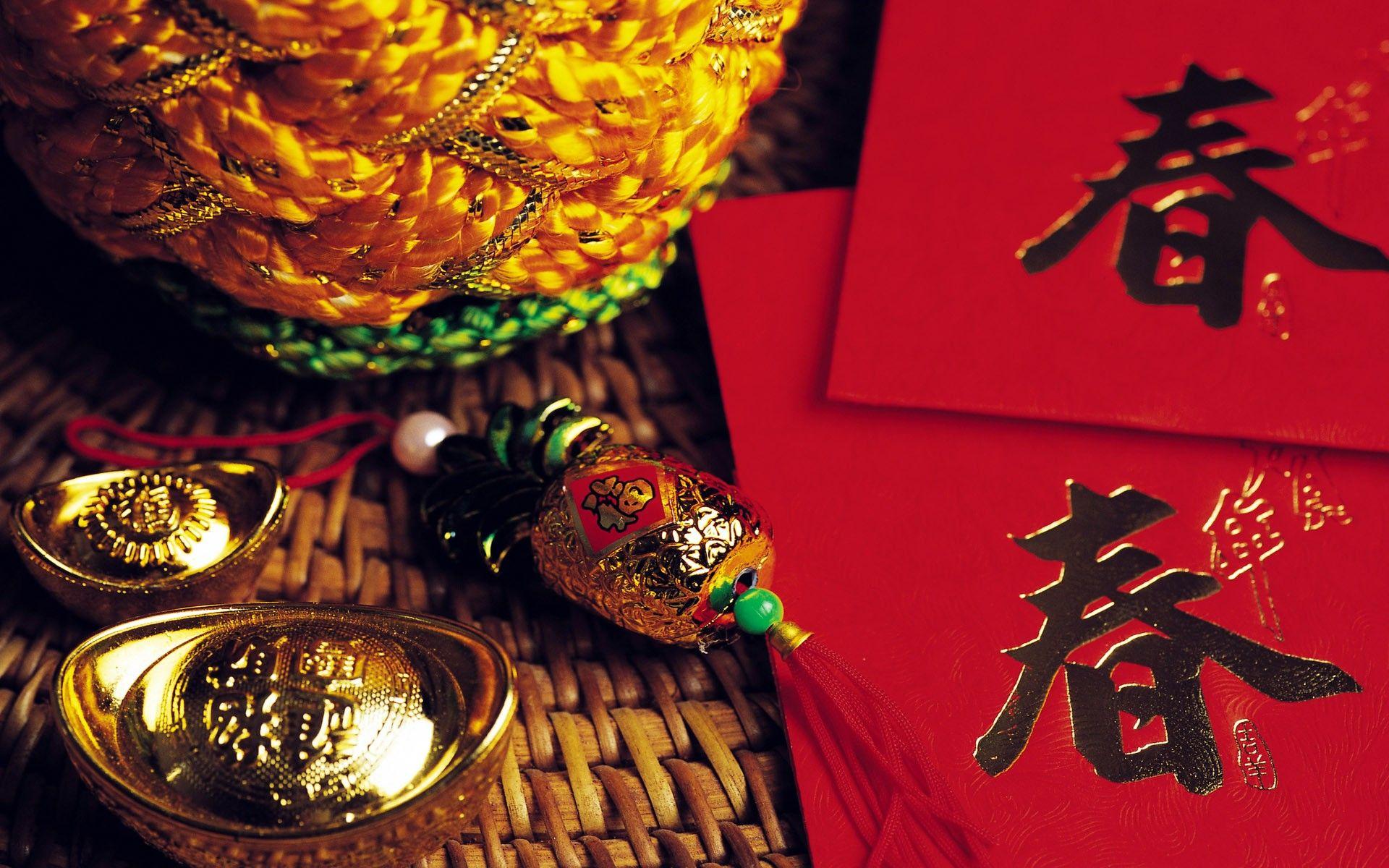 Жители Китая празднуют наступление года Желтой земляной собаки полунному календарю