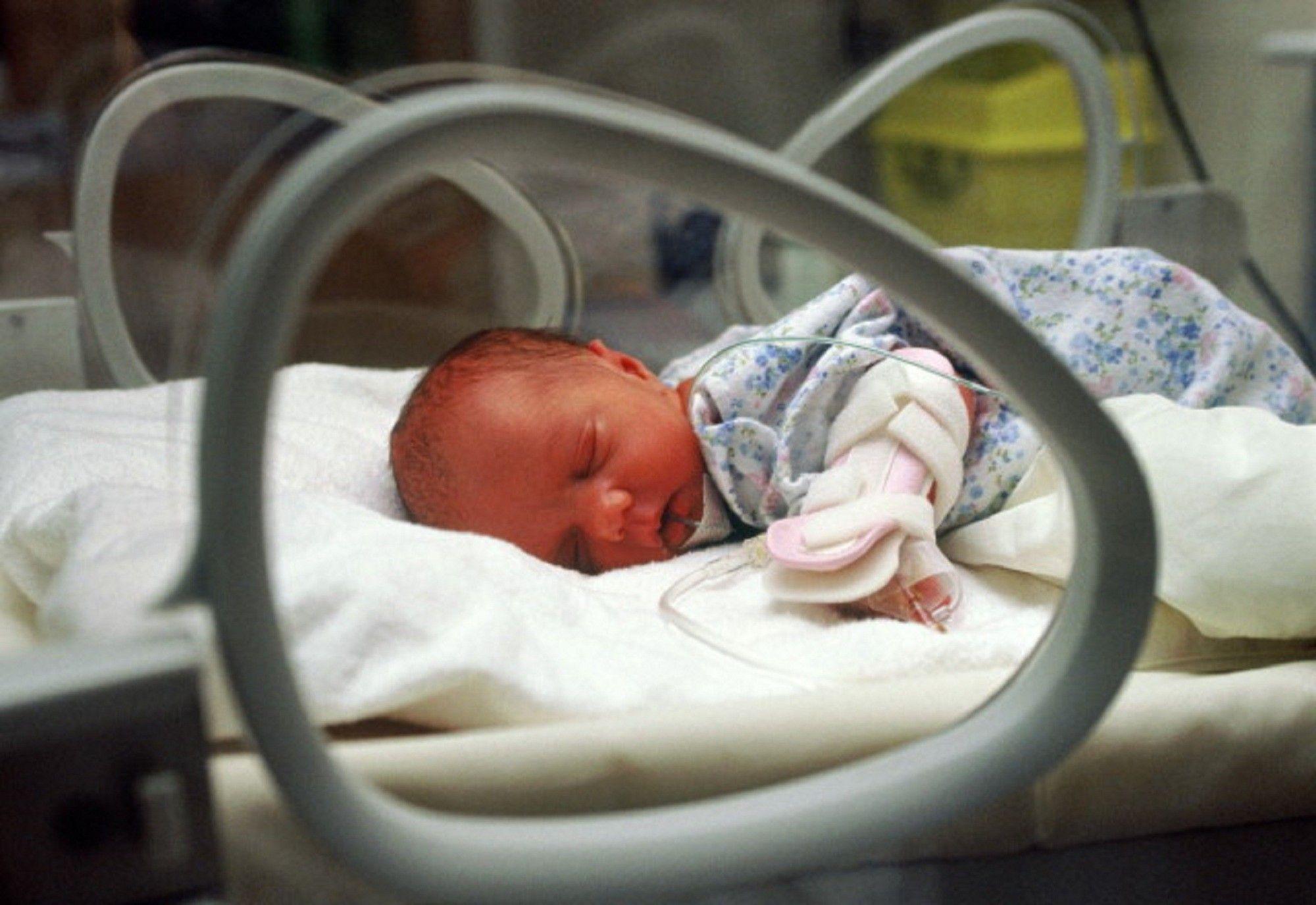Фото рожденного ребенка в 37 недель беременности