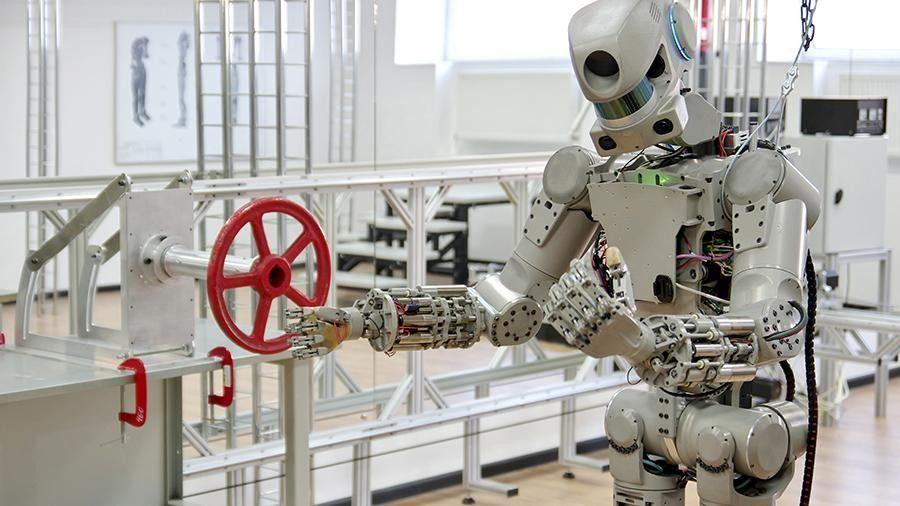 Роботы Испутания