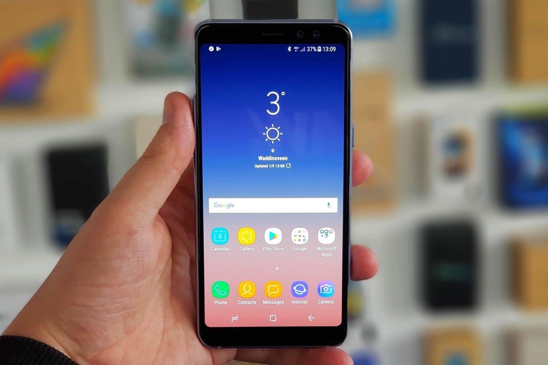 Вглобальной сети появились данные огаджетах Самсунг Galaxy S9 иS9+