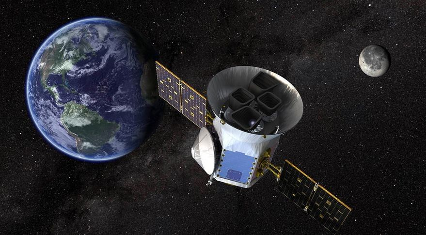 Илон Маск запустит охотника заэкзопланетами