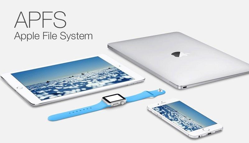 Файловая система Apple APFS незаметно теряет данные пользователей