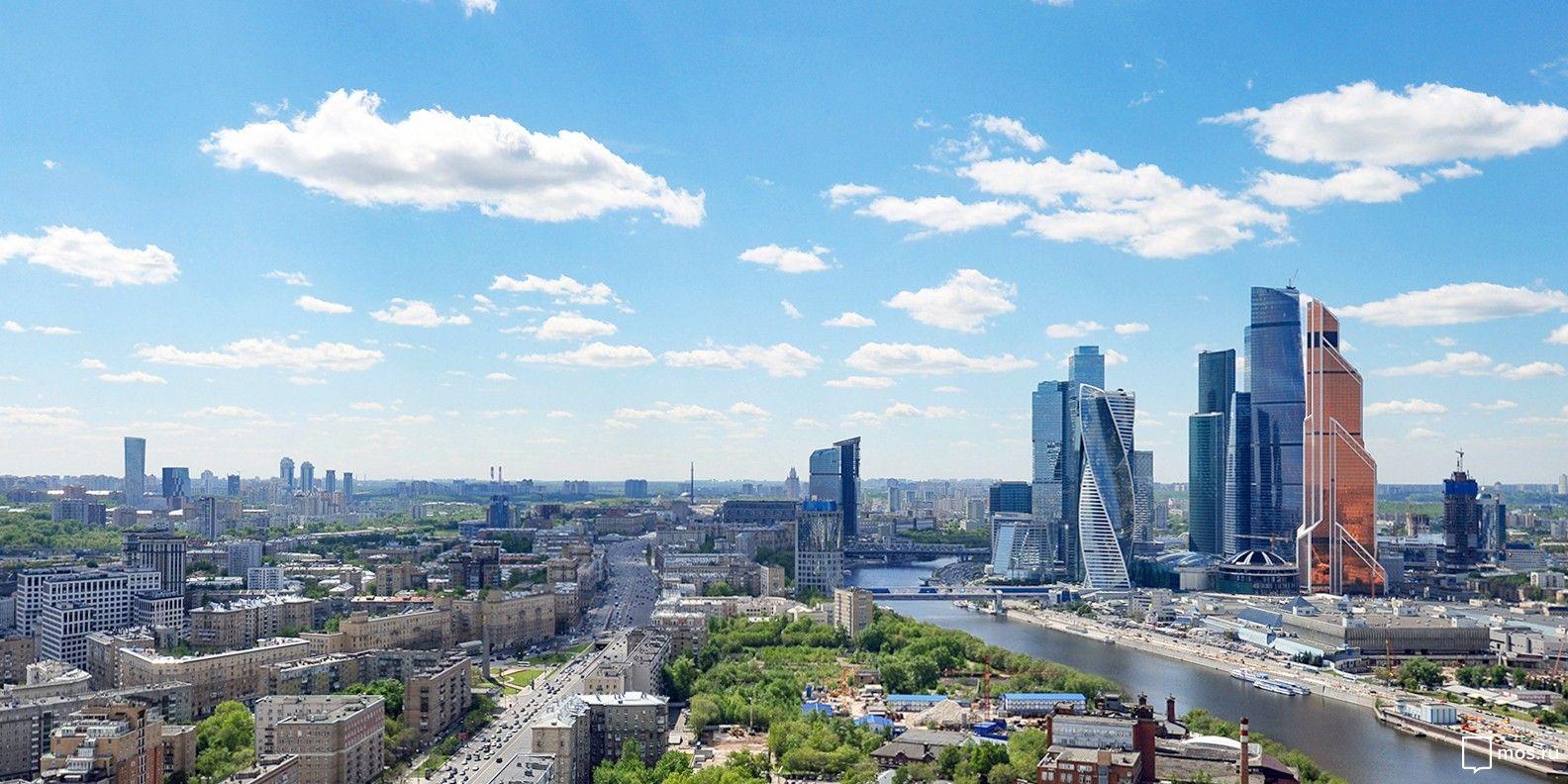 Москва угодила вчисло лидеров рейтинга европейских городов будущего