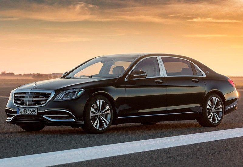 Власти Туркмении выставили на реализацию 25 бронированных Mercedes-Maybach