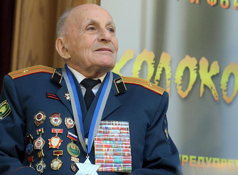 В Томске умер освободитель Освенцима Леонтий Брандт