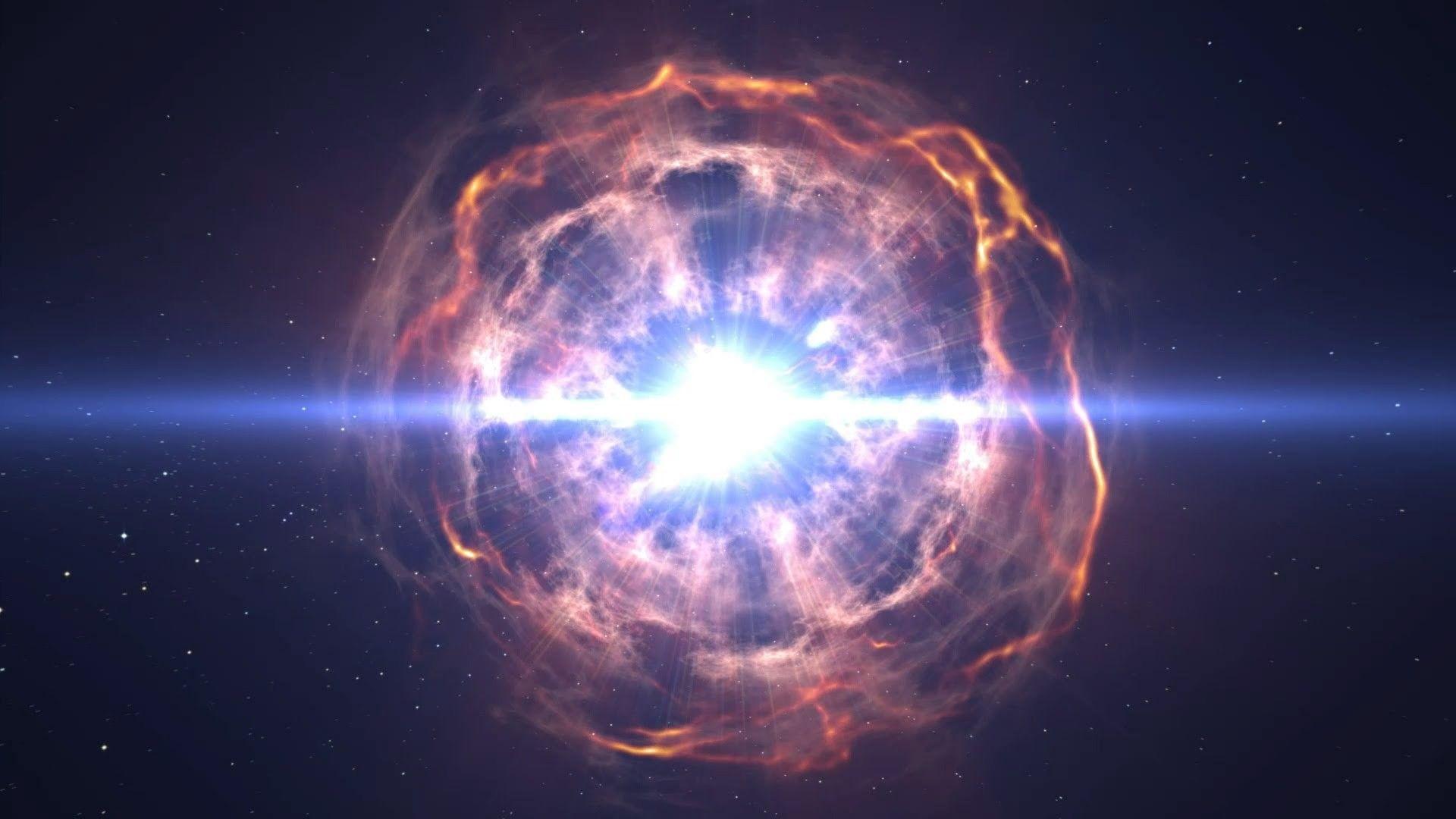 Астрономы впервые поймали начало взрыва сверхновой