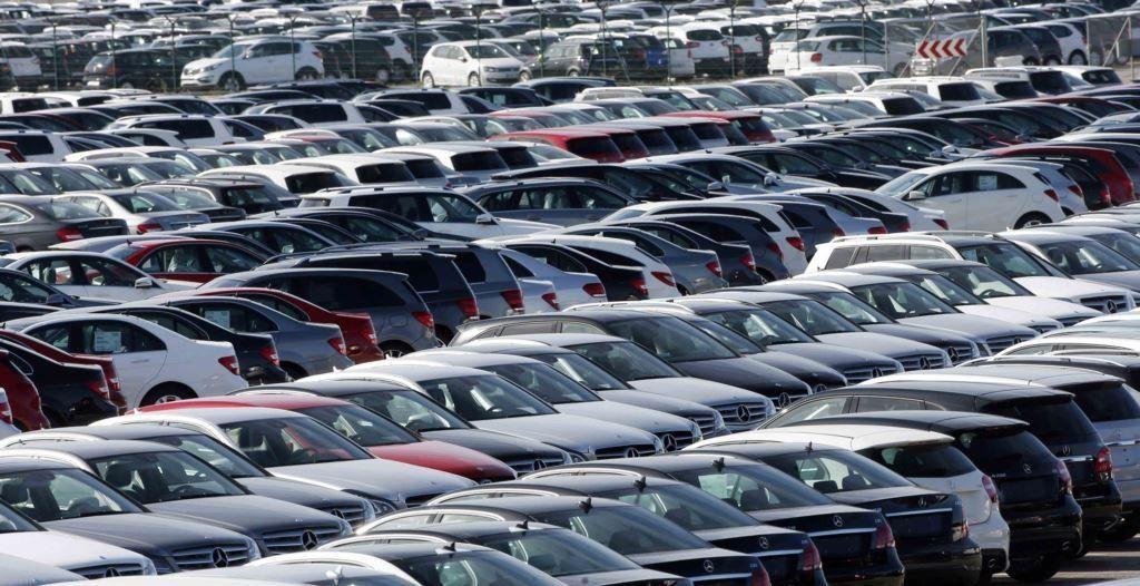 Неменее половины русского автопарка состоит изиномарок