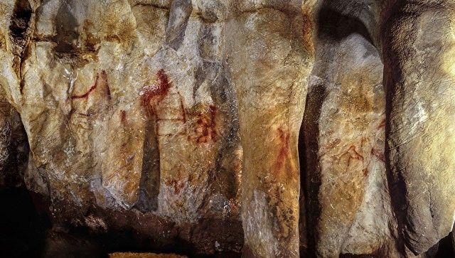 Неандертальцы стали создателями древнейших вевропейских странах рисунков