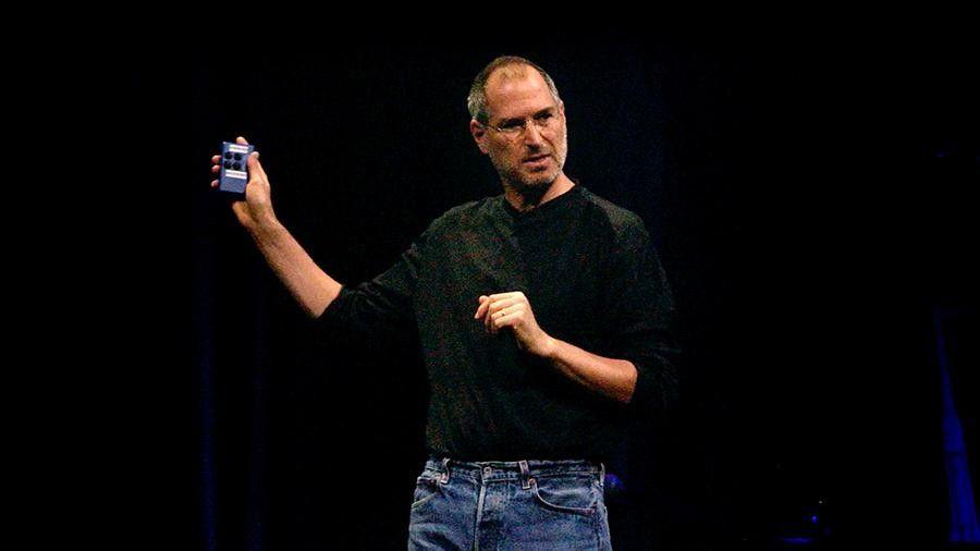 Объявление Стива Джобса уйдет смолотка