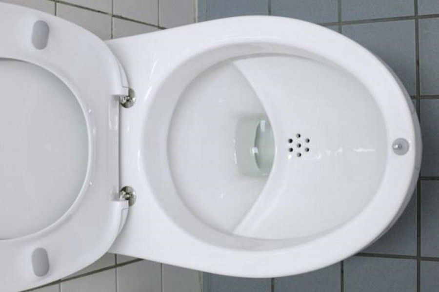 Во время оргазма хожу в туалет