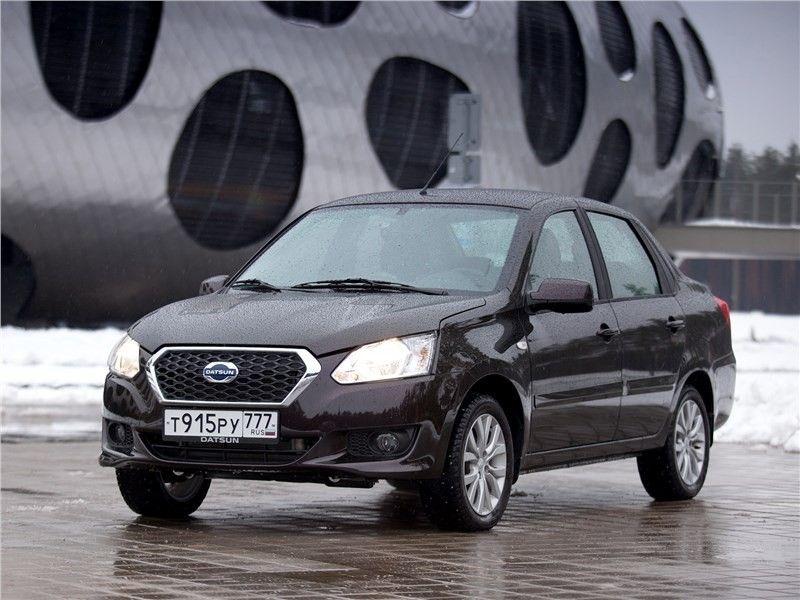 Вянваре 2018 года продажи Datsun на рынке России выросли на14%