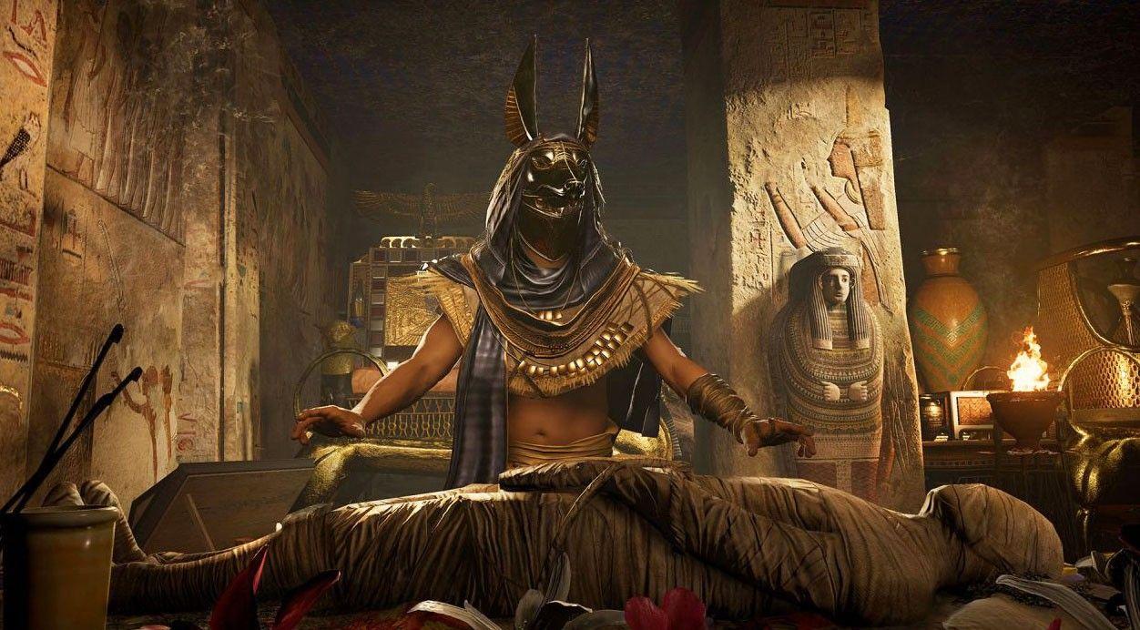 Создатели отложили релиз нового дополнения для Assassin's Creed: Origins