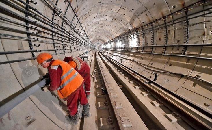 М.Хуснуллин: Погодные условия неповлияют натемпы исроки возведения метро