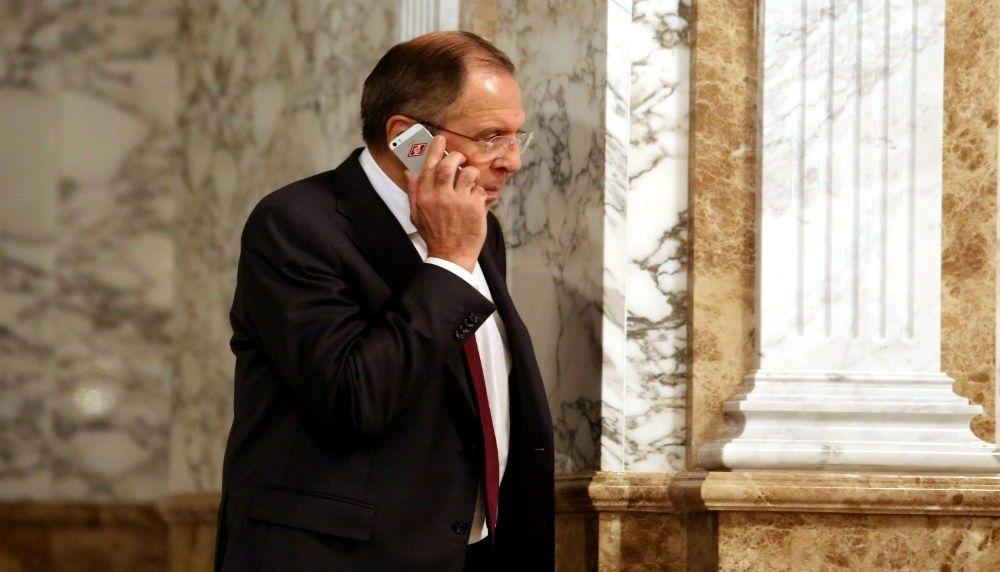 Лавров и руководитель МИД Швеции обсудили вопросы урегулирования вСирии