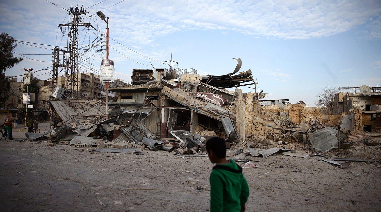 Авиация Владимира Путина иАсада ударила помирным жителям Сирии: 500 погибших