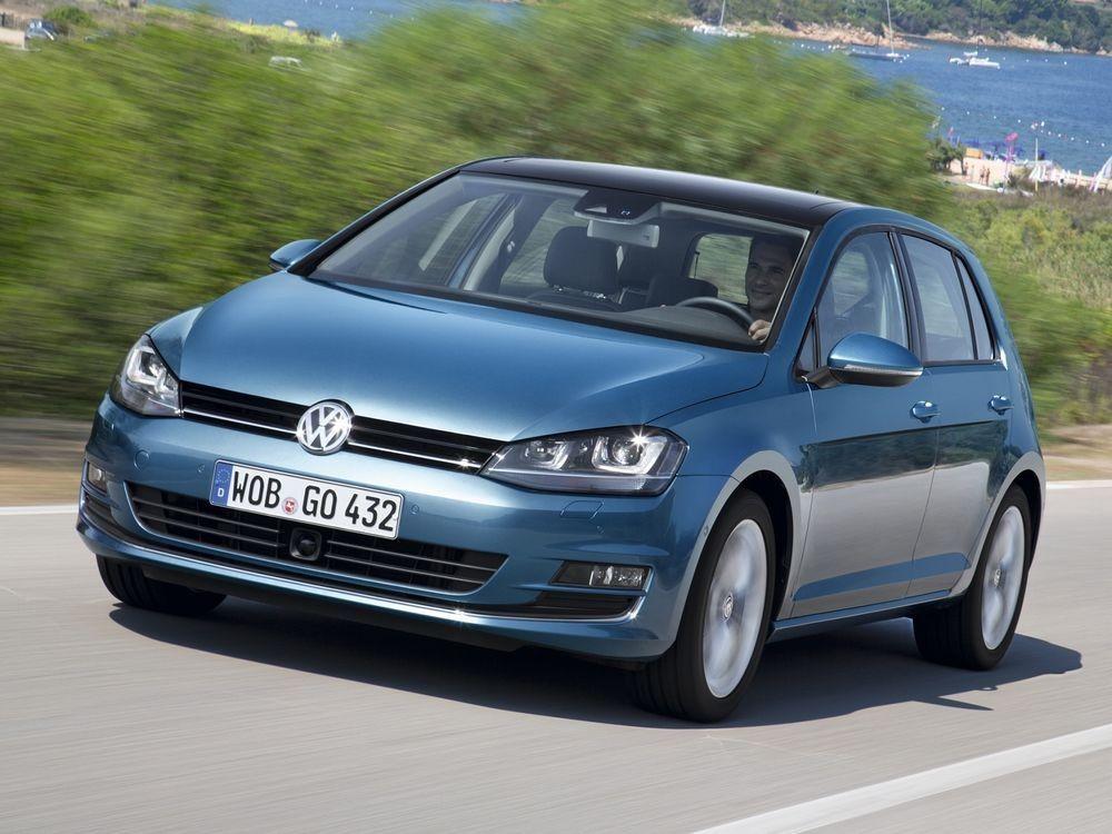 Вевропейских странах определились спредпочтениями среди автомоделей