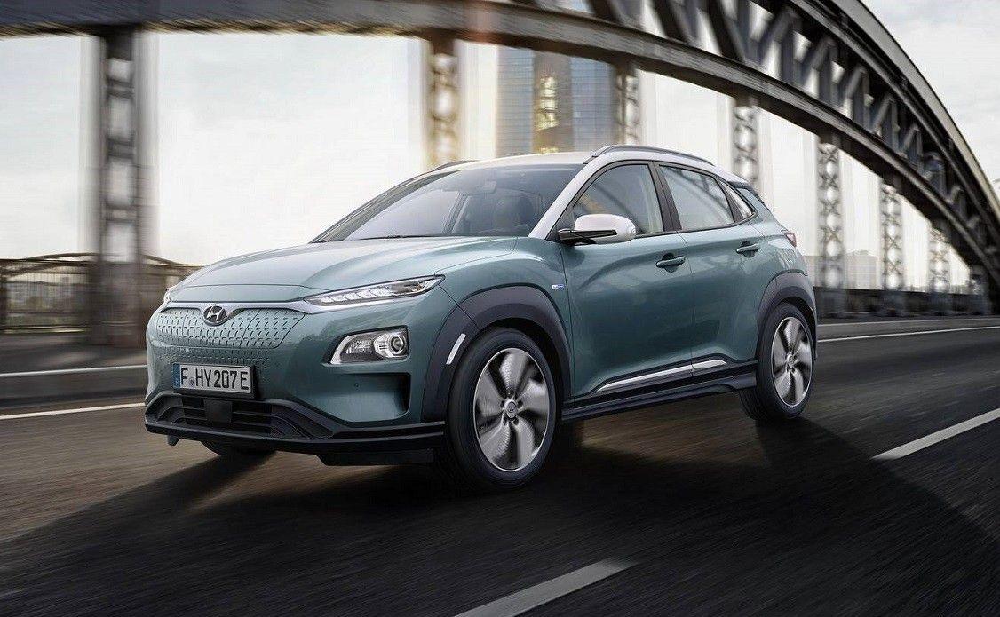 Hyundai Kona приедет в Китай под именем Encino уже в марте