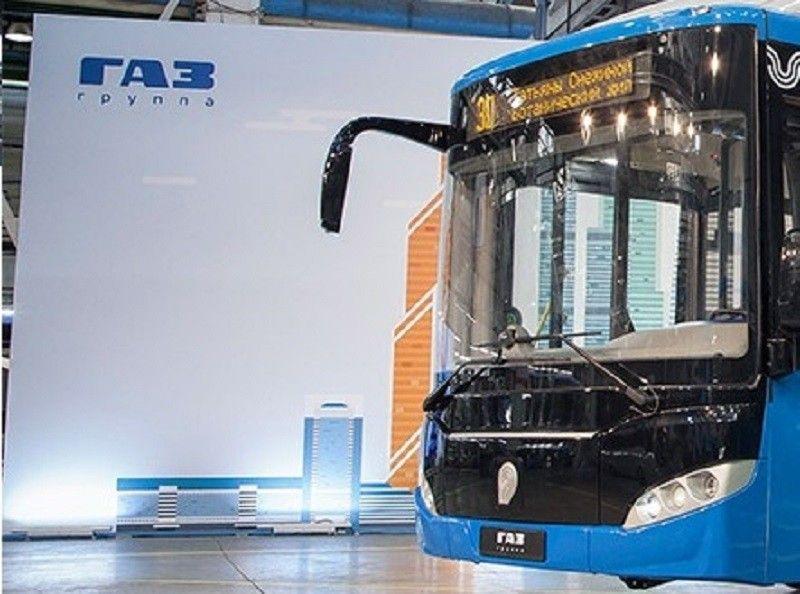 ГАЗ представил новый электробус, заряжающийся за18 мин.