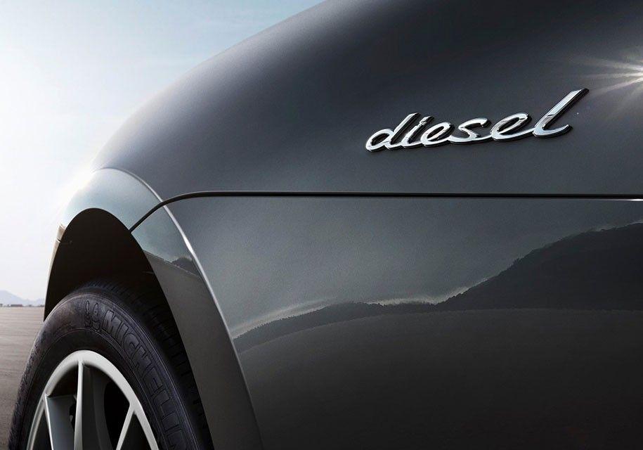 Порш сохранит дизельные двигатели на собственных кроссоверах