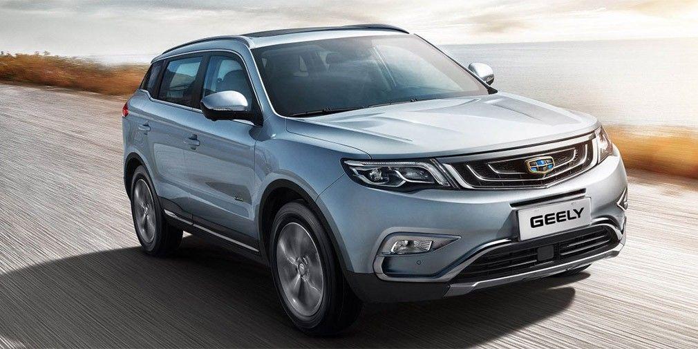 В РФ стартовали продажи белорусско-китайского автомобиля