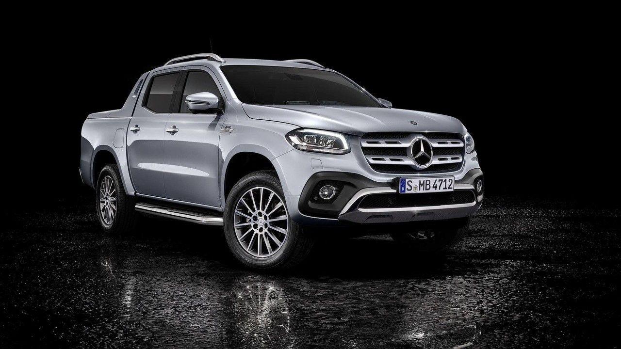Benz вЖеневу везет самую сильную версию пикапа X-Class
