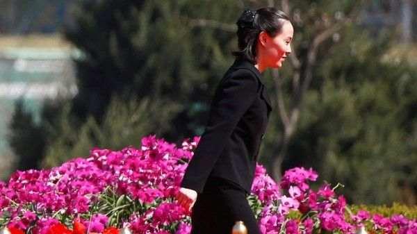 Сестра лидера КНДР в составе олимпийской делегации посетит Южную Корею
