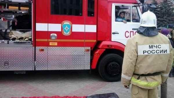 В Волгоградской области в пожаре едва не сгорел 8-летний ребёнок