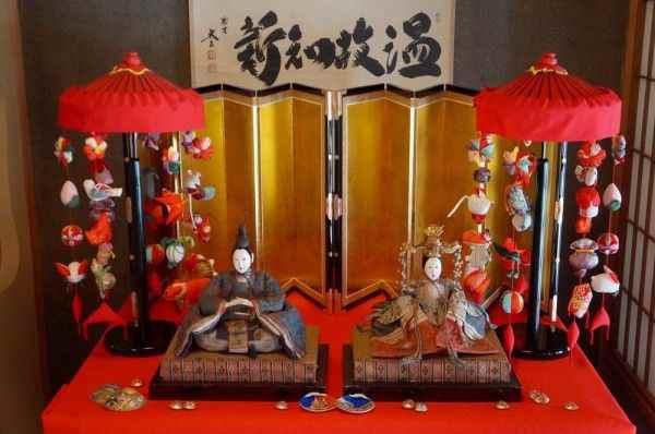 В Эрмитаже покажут выставку драгоценных японских кукол