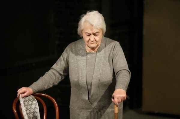 Волгоградская актриса Вера Семенова намерена встретить свой 90-летний юбилей на сцене