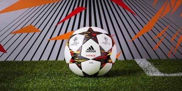Федерация футбола представила мяч финала Лиги чемпионов