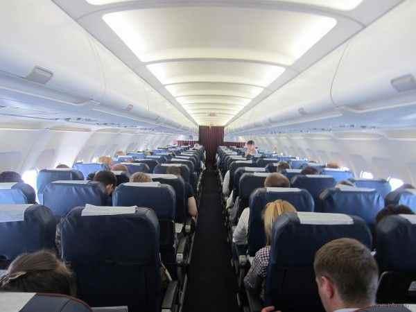 Во Внуково экстренно приземлился Boeing-737 из-за задымления
